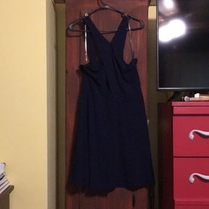 GUC navy dress (Maurices)